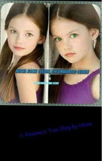 Alicia Rosie Cullen: The Unwanted Cullen