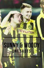 [Götzeus] Sunny & Woody - OneShots. by schwarz-gelbes-blut