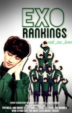 EXO RANKINGS by EarhaishaSoriano