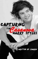 Capturing the Casanova (On Hold) by zairrie
