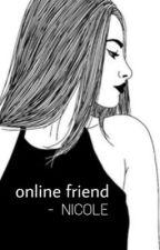 online friend | l.h by bananagiirl69