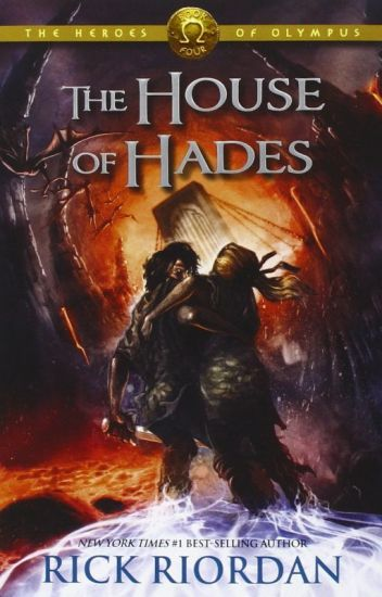 Goode High Reads the House of Hades ( Percy Jackson Fanfic)