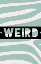 Weirdest Words by evmooree