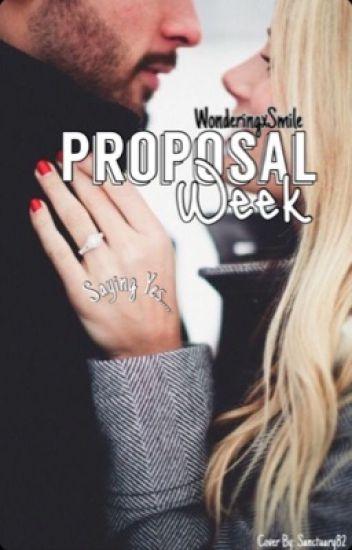 Proposal Week