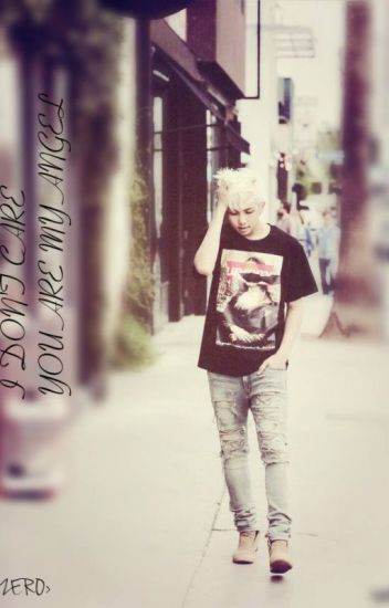 I DON'T CARE YOU ARE MY ANGEL. (BTS RAP MONSTER)