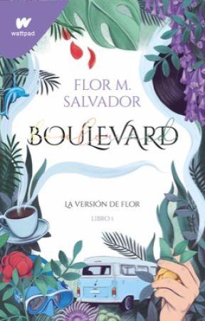 BOULEVARD © #1  [✔] EN FÍSICO by flormsalvador