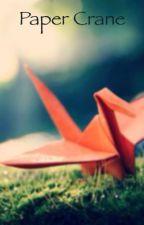 Paper Crane by Jordiscy