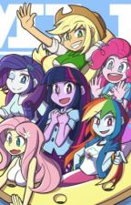 My Little Pony:The Man With Six Hearts by VinylScratch7