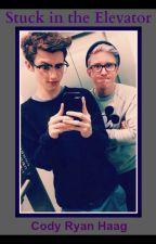 Stuck in the Elevator: A Troyler Fanfiction by CodyHenatt