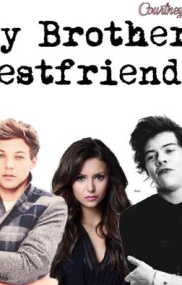 My Brothers BestFriend-Harry Styles