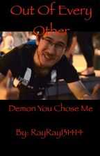 Out Of Every Other Demon You Chose Me (Darkiplier x Reader) by RayRay131414