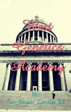 West Genetics Academy by Zac_Smith_Lawliet_14