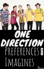 One Direction Preferences by Tommo029