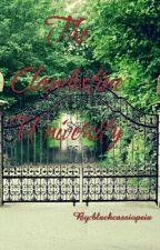 The Clandestine University by blackcassiopeia