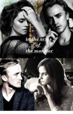 in the Arms of the Monster ( another Dramione ) by naweltoumi2015