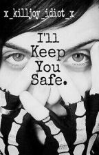 I'll keep you safe. (frerard) by x_killjoy_idiot_x