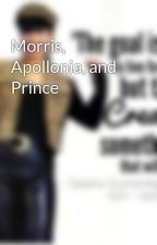 Morris, Apollonia, and Prince by suddenlinknet8030