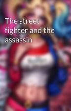 The street fighter and the assassin by Jennydraws105