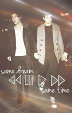 same dream,same time.||larry by greeneyesmaars