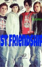 Just Friendship? by zipikaulitz483