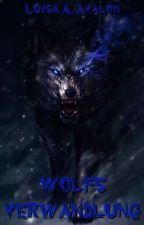 Wolfsverwandlung by AnnaMoony