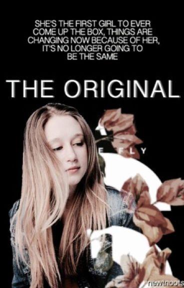 The Original (The Maze Runner, Newt)