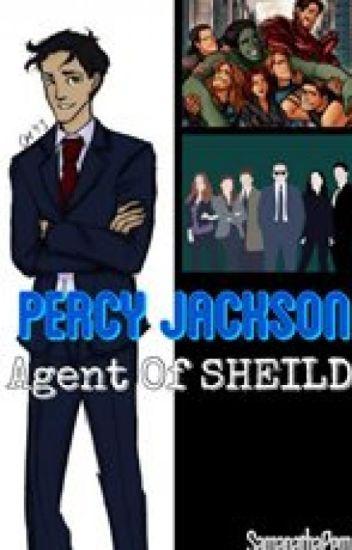 Percy Jackson Agent of S.H.I.E.L.D