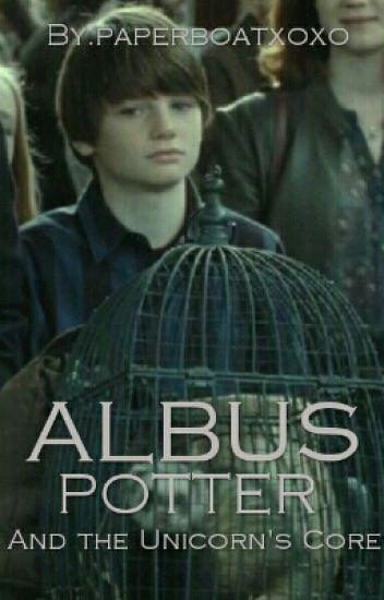 Albus Potter and the Unicorn's Core