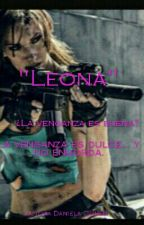 """Leona"" by Dajo_Eyes123"