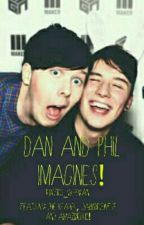 Dan and Phil Imagines by runningfromreality_