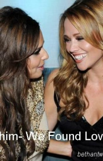 CHIM- We Found Love.