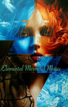 Elemental mermaid mates by claryxjace1234