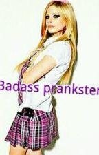 Badass prankster by 12345abcdefghijklmn