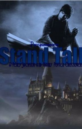Stand Tall Percy Jackson And Harry Potter Crossover