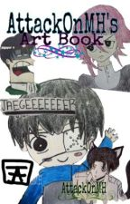 Toreeshii's Art Book by AttackOnMH
