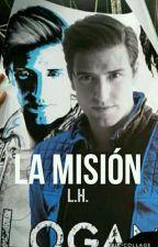 """""""LA MISIÓN""""- Logan Henderson y tu by ClaudiaShirelHernnde"""