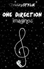 One Direction Imagines Book by Christina_Stylik