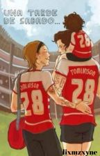 Una tarde de sábado... [Larry Stylinson AU] (One Shoot) by lixmzxyne