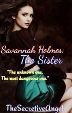 Savannah Holmes: The Sister||Sherlock (BBC)|| by TheSecretiveAngel