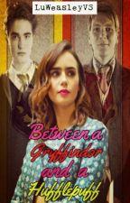 Between a Gryffindor and a Hufflepuff {Fred Weasley, Cedric Diggory} by LuWeasleyVS