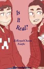 Is It Real? [ZeRoyalChaos Fanfic]  by SincerelySpace