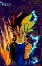 Kaito Prower: Protector of Peace by XxBeatTheSaiyanxX