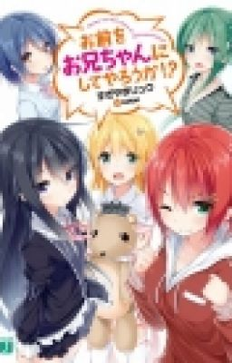 Đọc truyện LightNovel-Omae wo Onii-chan ni Shite Yarouka!?