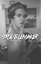 Troublemaker//B.W.S (#Wattys2016) UNDER EDITING by simpsongotswag