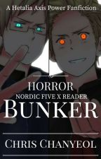 Horror Bunker [ APH - Nordic five X Reader - French version ] by ChriisChoi