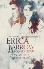 [EDITANDO] Erica Barrow (The Avengers) #1 by Alba707