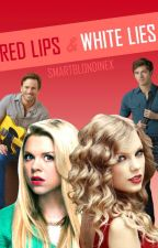 Red Lips & White Lies by Smartblondinex