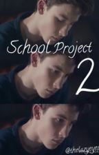 School Project 2 // Shawn Mendes by thelazyeyes