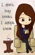 Les fictions que vous devriez lire. by -_Julie_-