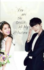 You are the Object of My Affection[DARLING COUPLE]  by ssinz25